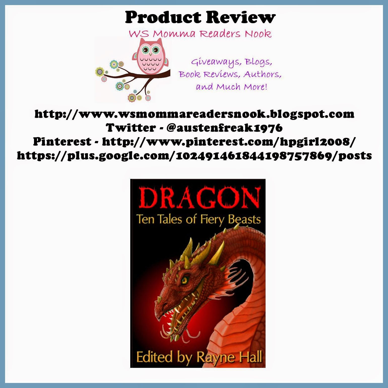 http://www.amazon.co.uk/Dragon-Beasts-Fantasy-Horror-Stories-ebook/dp/B00HFG339M/ref=sr_1_1?ie=UTF8&qid=1412557030&sr=8-1&keywords=dragon+ten+tales