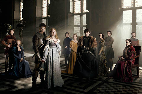 The Cast of BBC's The White Queen