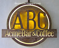Acme Bar and Coffee, ABC, Troika, Breakfast, brunch, cakes, desserts, coffee, KLCC