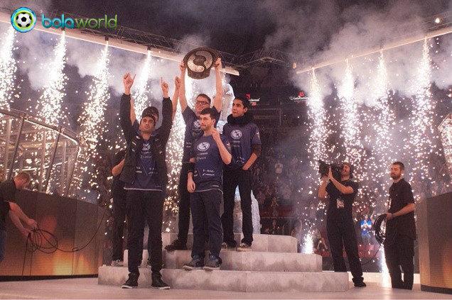 Bola World - Game Online Bola - Pemenang DOTA 2 The International 2015