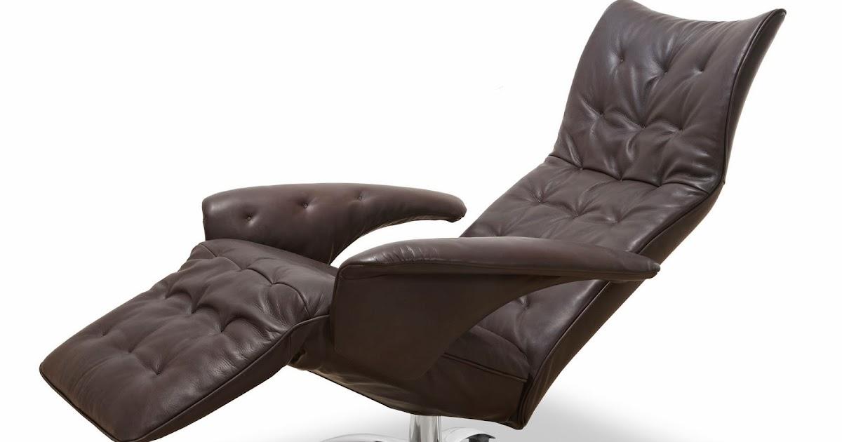 fauteuil inclinable en cuir et fauteuil pivotant fauteuil main. Black Bedroom Furniture Sets. Home Design Ideas