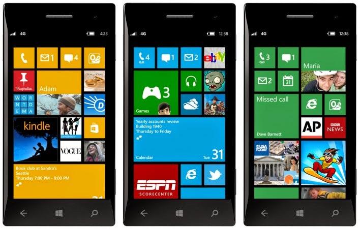 Windows gratis untuk ponsel