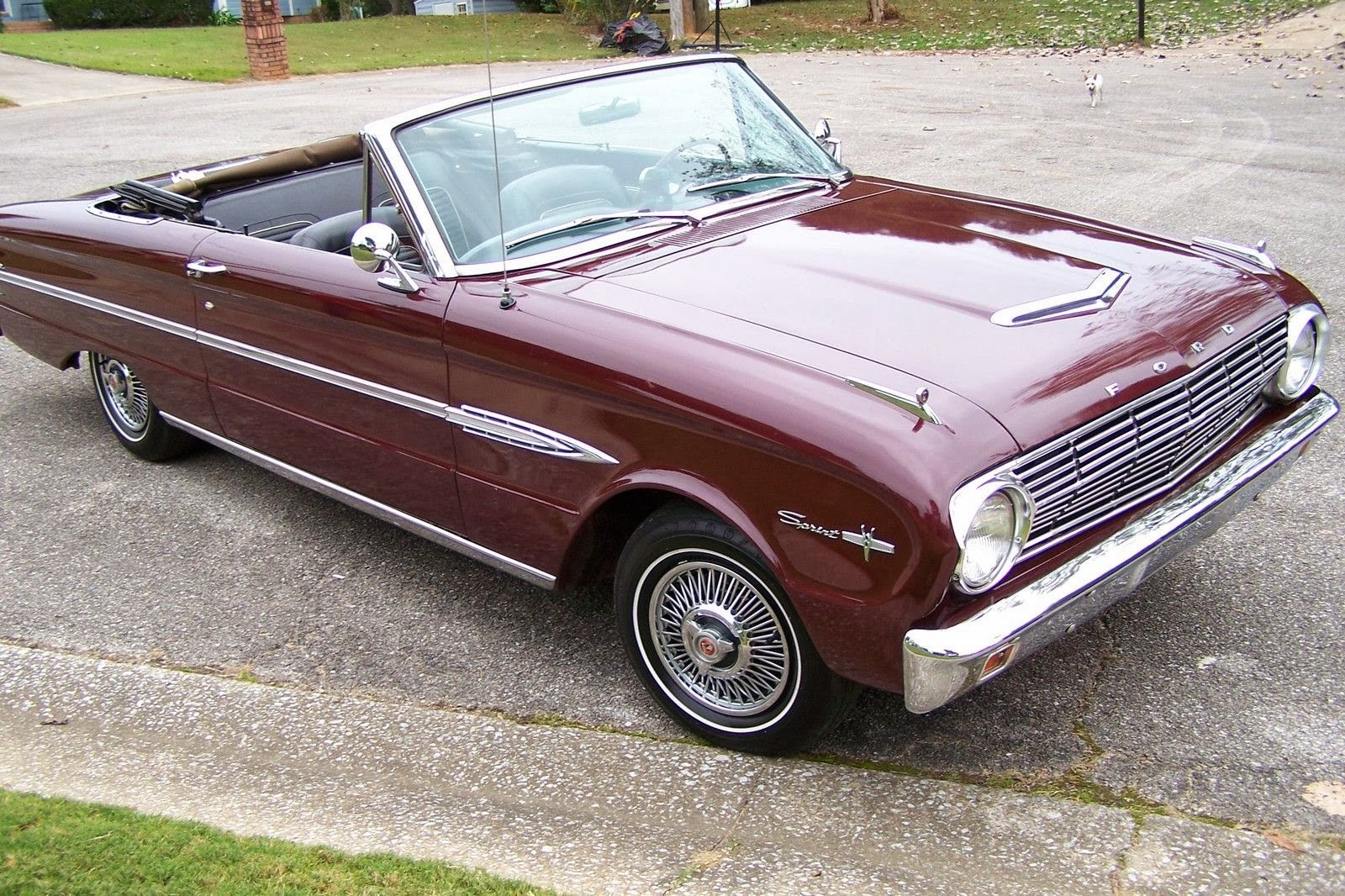 Daily turismo 15k the futura is now 1963 ford falcon futura sprint convertible