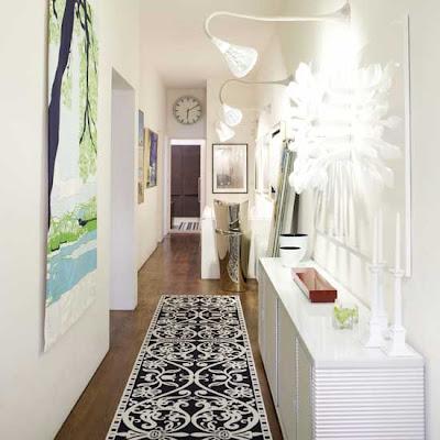Ideas Para Decorar Un Pasillo Largo Muebles Como Imaginas