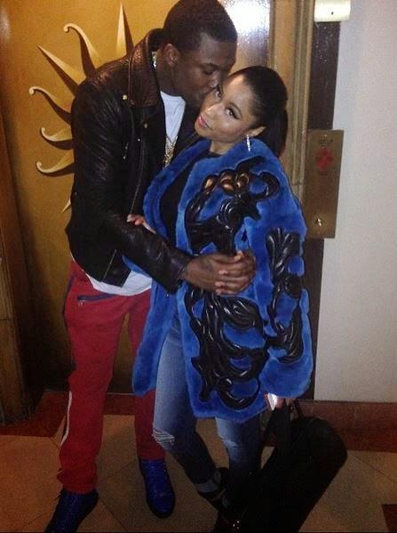 Nicki Minaj and Meek Mill Date