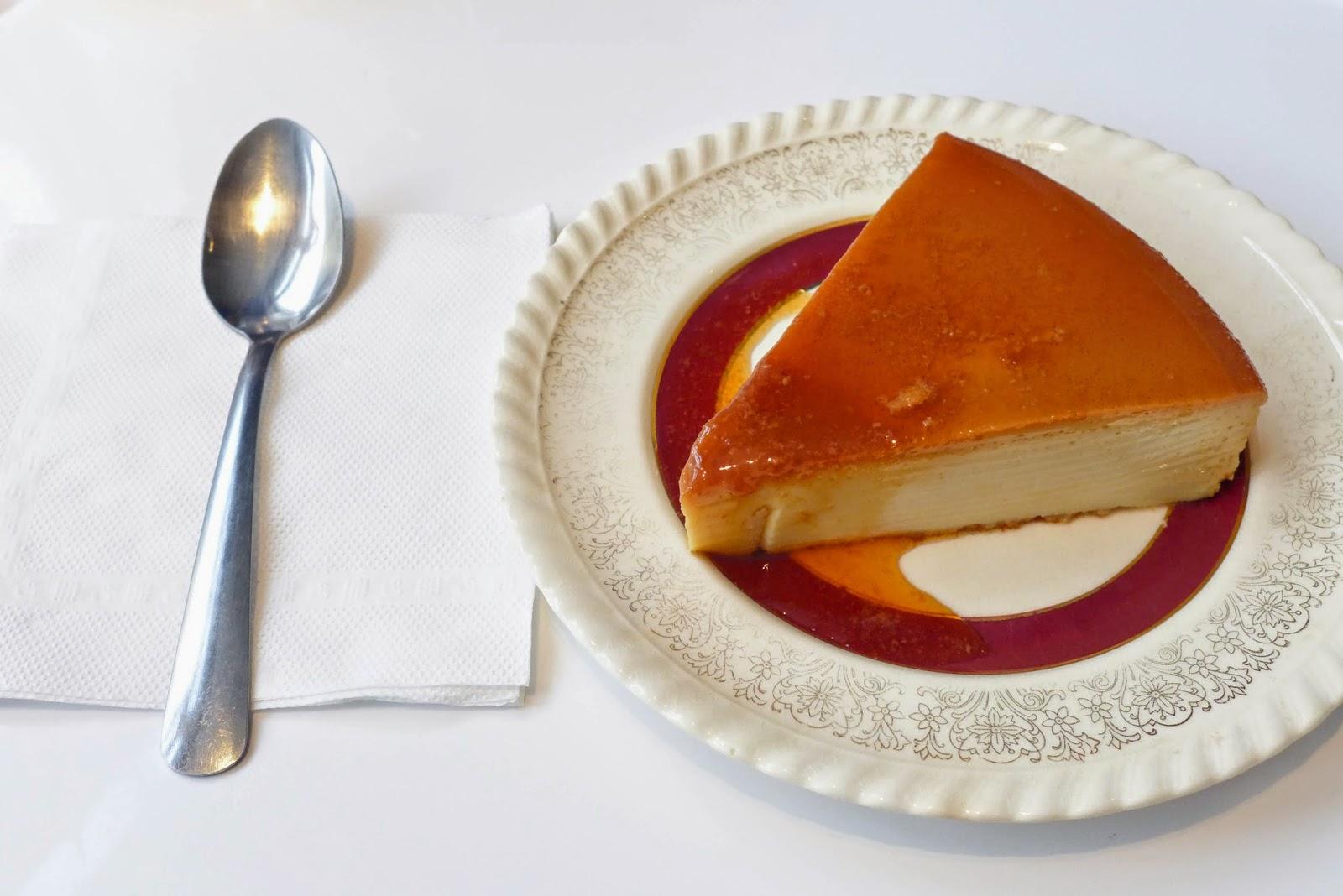Quesillo - Venezuelan dessert Montreal