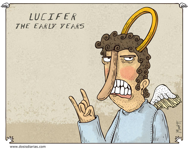 Humor gráfico sobre las religiones y dioses - Página 4 Luzbella