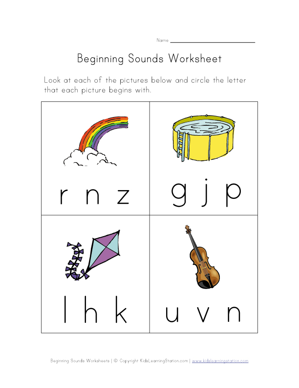 Phonics Teachernick Beginning Sounds Phonics Sounds