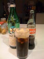 Fernet com coca-cola