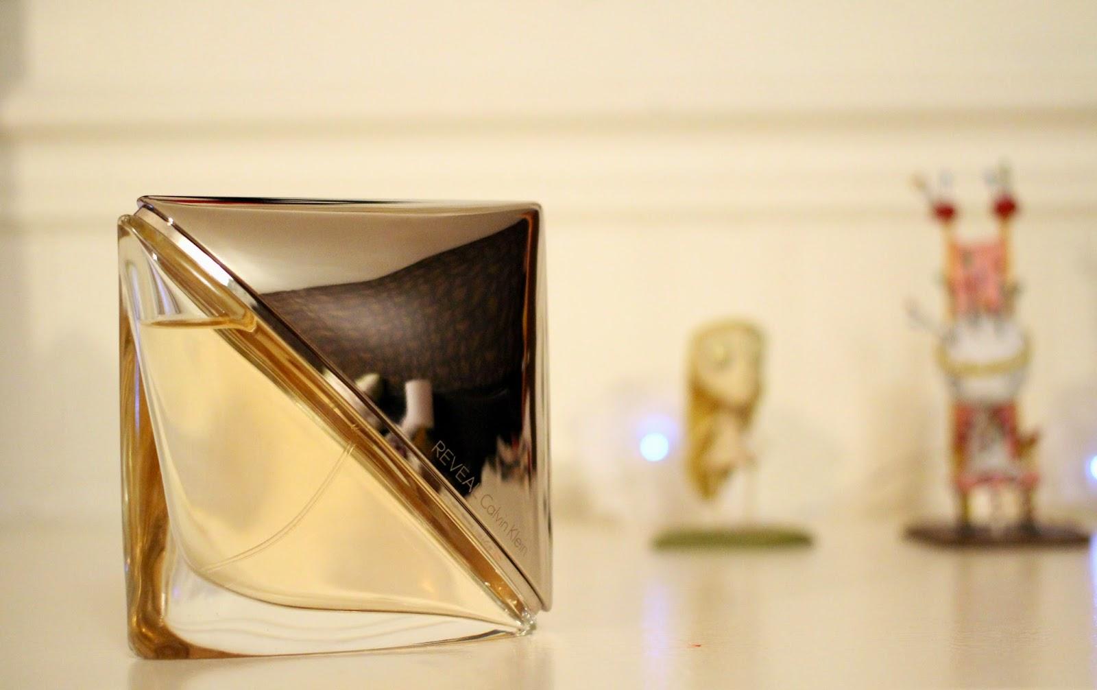 Calvin Klein Reveal perfume, Reveal Perfume, CK new perfume