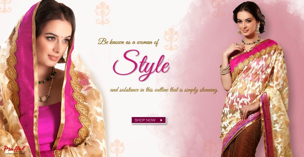 Sarees Online Store
