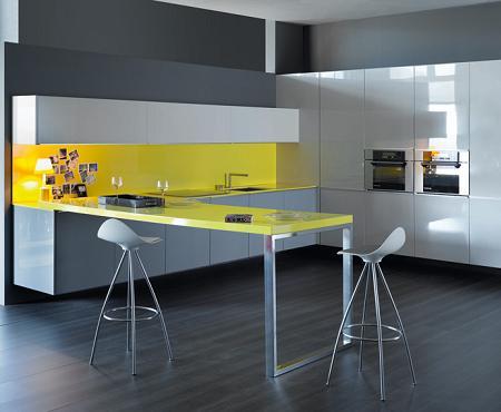 Inspirasi Desain Dapur Minimalis Modern