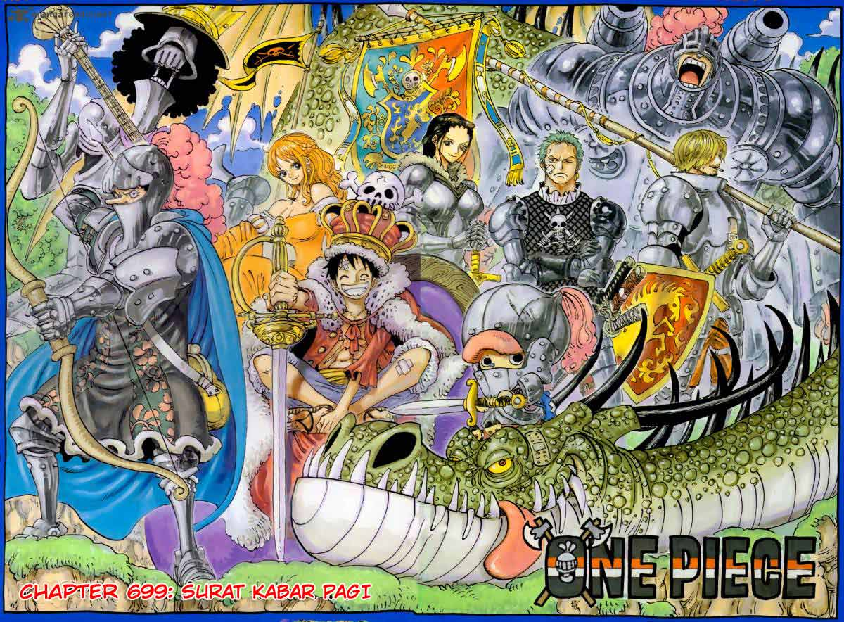 Onepiece 699 Indonesia