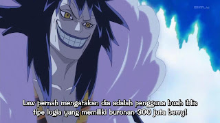 One Piece Episode 600 601 Subtitle Indonesia