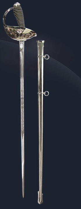 Cavalry Officer's Sword Windlass Sword