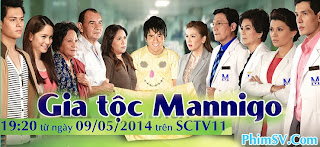 Gia Tộc Mannigo - Gia Toc Mannigo SCTV11