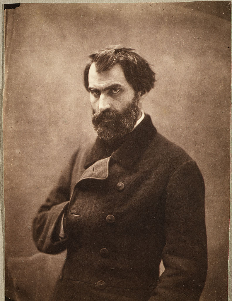 F 233 Lix Nadar Celebrity Photographer Of The 19th Century