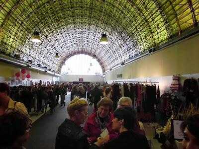 Feria Moda Vintage ático Estación de Chamartín