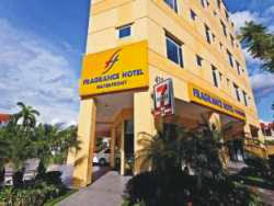 Harga Hotel di Harbourfront Singapore - Fragrance Hotel - Waterfront