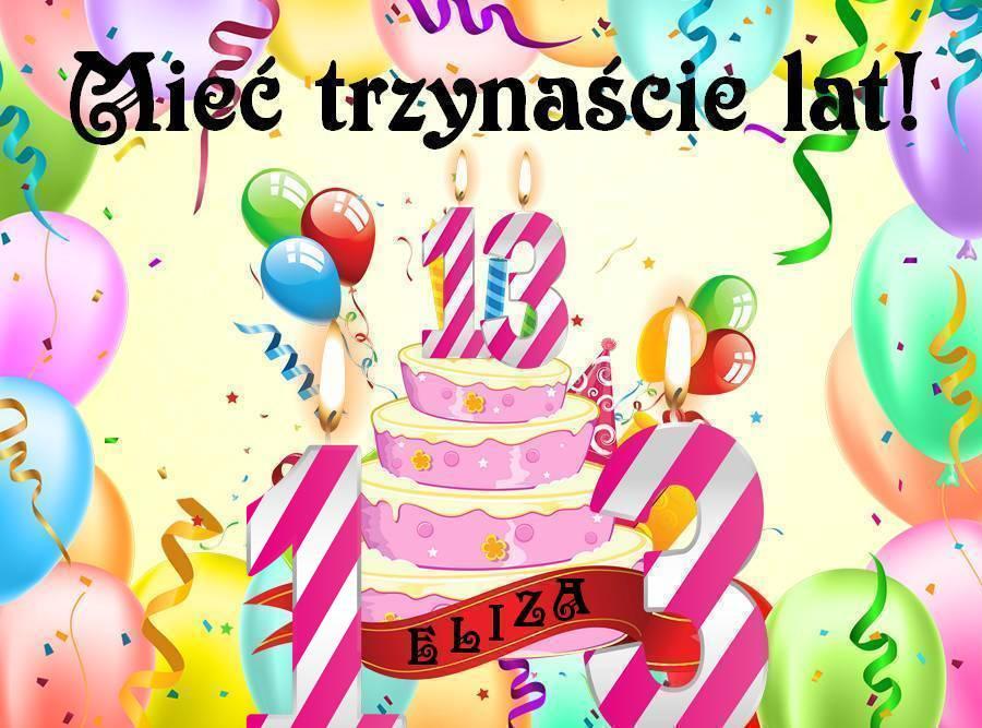 Urodziny Elizy