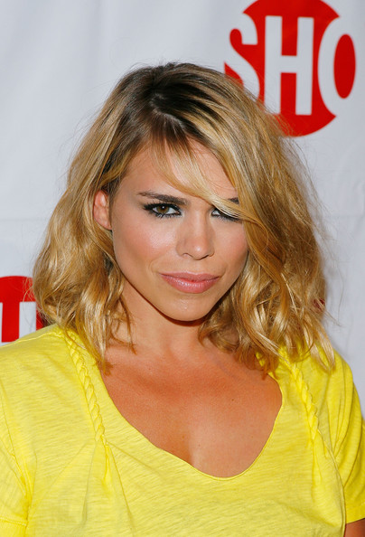 Celebrity Billie Piper Hairstyle