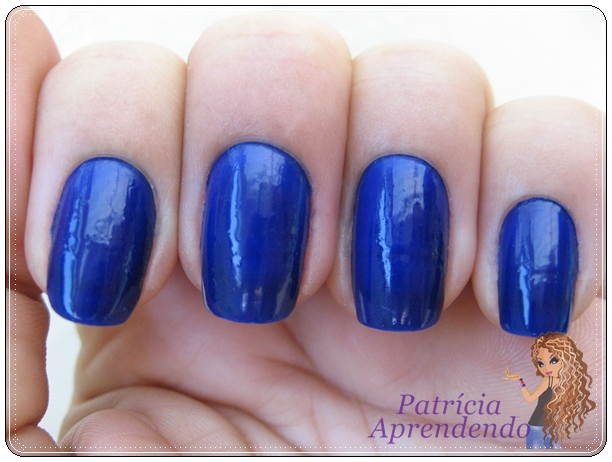 Azul royal poderoso