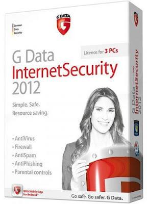 Download G Data Internet Security 2012 v22.0.2.38 + Crack