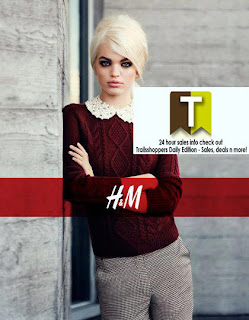 H&M Setia City Mall Opening Offer 2012