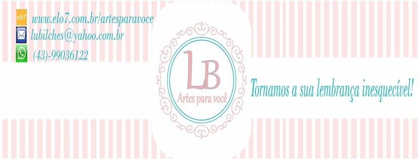 Artes para você By Luciana Bilches
