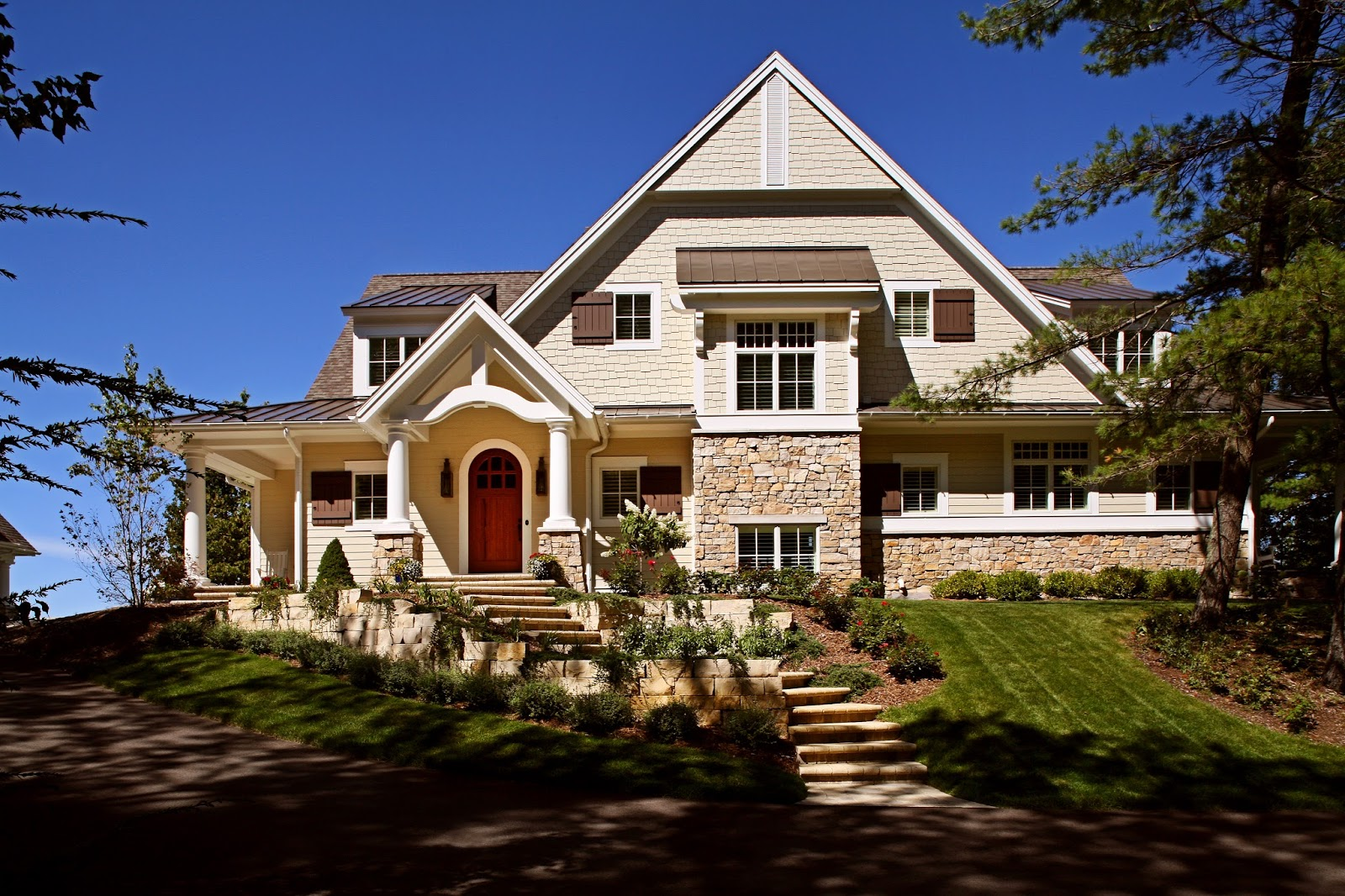 builder magazine shingle style homes visbeen architects
