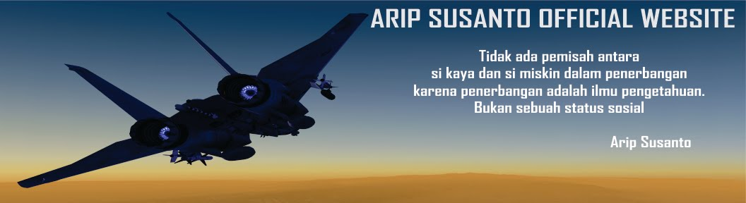 ARIP SUSANTO OFFICIAL WEBSITE