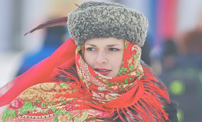 wanita cantik rusia