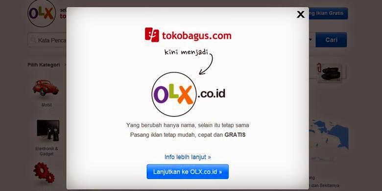 Tokobagus Kini Jadi OLX, Para Pengguna Kecewa