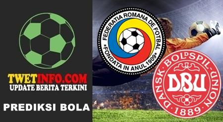 Prediksi Romania U21 vs Denmark U21