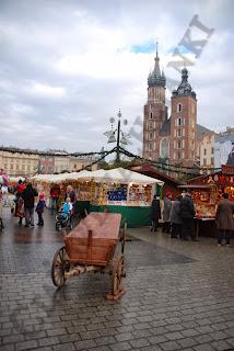 Świąteczny Kraków