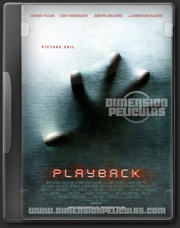Playback (HDRip Ingles Subtitulado) (2012)