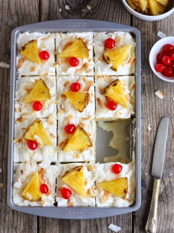 un fresco dolce estivo: tiramisu all'ananas (clicca e condividi)