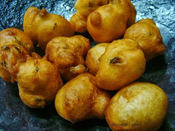 Mangalor Bajji Recipe+south indian snacks