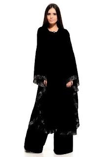 Casual Abaya Designs 2014-15