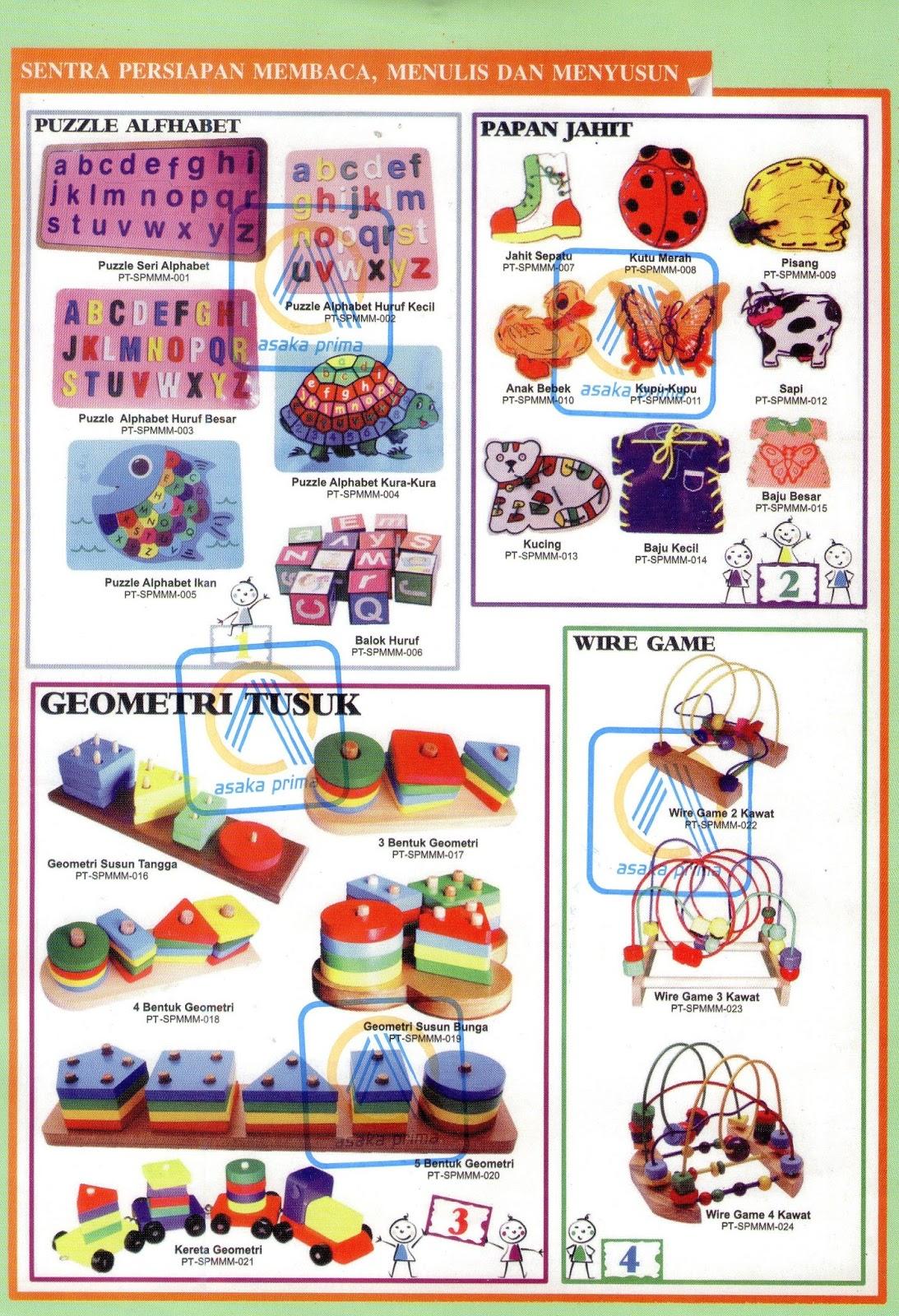 APE TK PAUD - SENTRA PERSIAPAN MEMBACA & MENULIS ,alat peraga edukatif,alat permainan edukatif,mainan edukatif paud,balok pdk,balok natural,ape kit paud,rab ape paud,mainan edukatif,produsen alat peraga edukatif,mainan edukatif paud