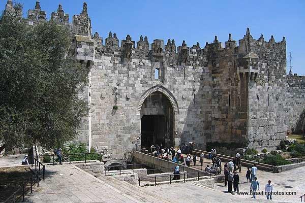 Fotos de israel im genes de israel puertas de jerusal n - Fotos de damasco ...
