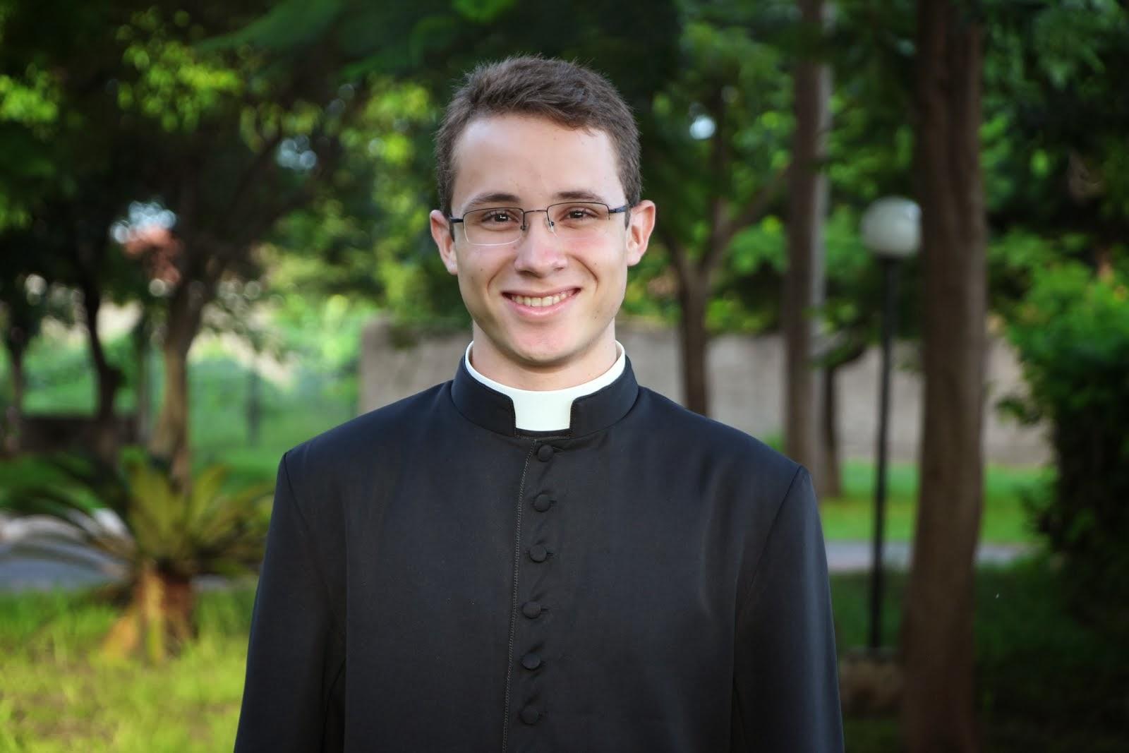 Seminarista Vinícius