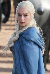 mulher dragão de Game of trhones