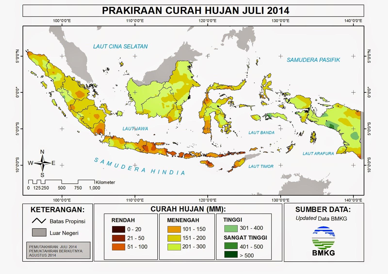gambar peta curah hujan di indonesia