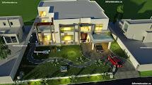 500 Yards House Design Karachi