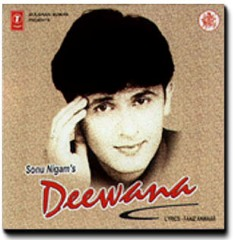 Free Download All Songs of Deewana Album By Sonu Nigam, Sonu Nigam Hit