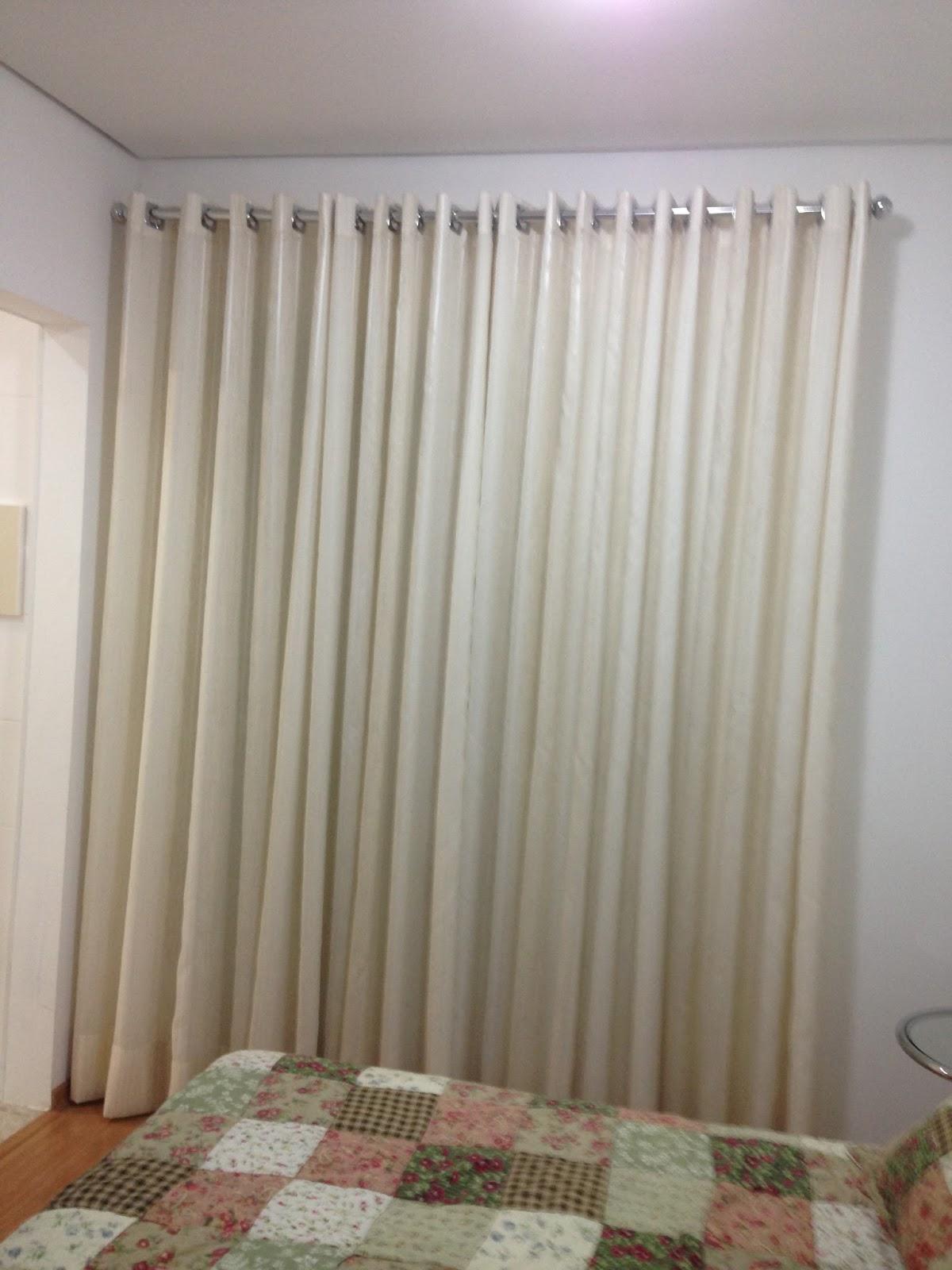 Hora de Mudar E as cortinas chegaram!!!