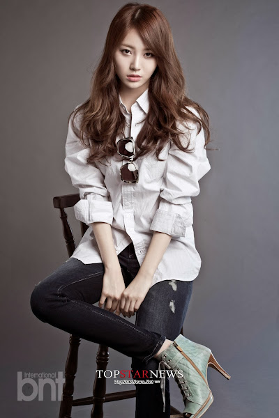 Yura Girl's Day bnt international