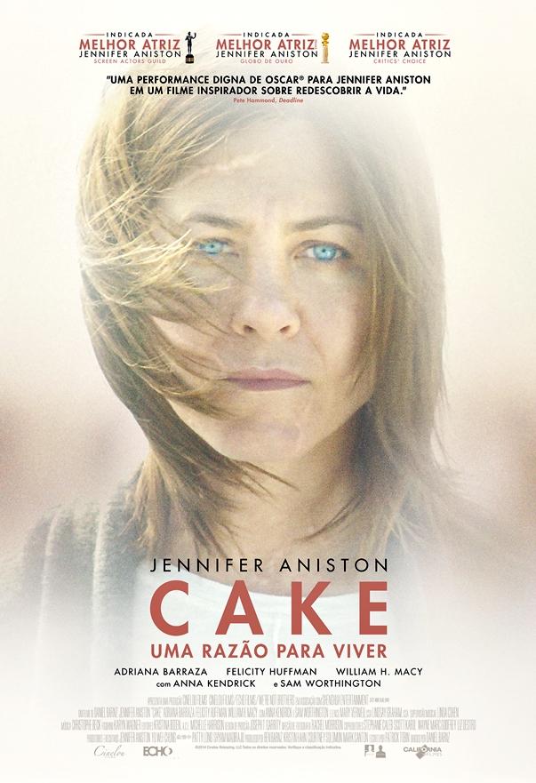Póster de Cake