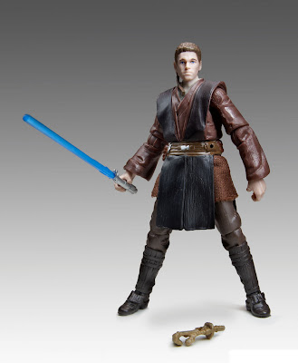 "Hasbro Star Wars The Black Series 3.75"" Anakin Skywalker figure"